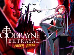 BloodRayne Betrayal: Fresh Bites Coming to Xbox Consoles