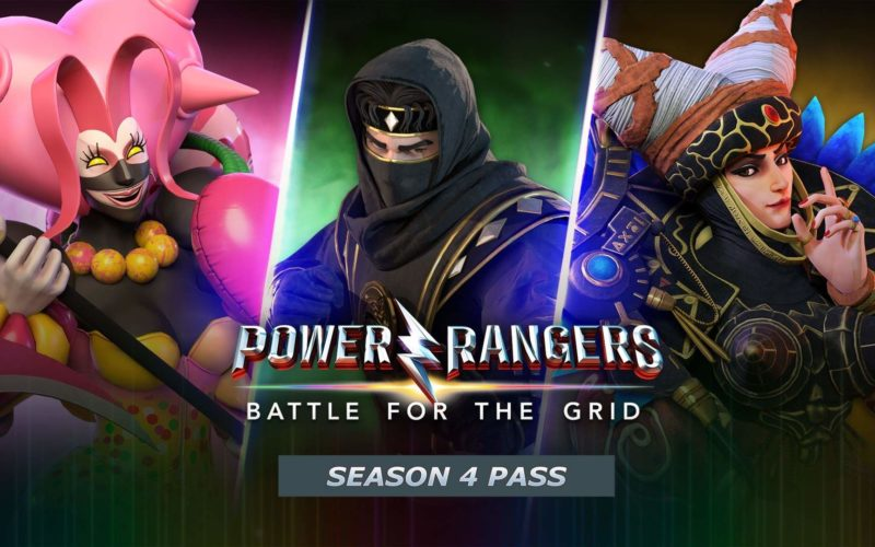 Power Rangers: Battle for the Grid Season 4 Comes to Xbox Sept 21