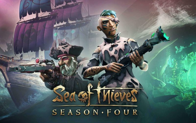 The Latest Sea of Thieves Content Update Season Four Released