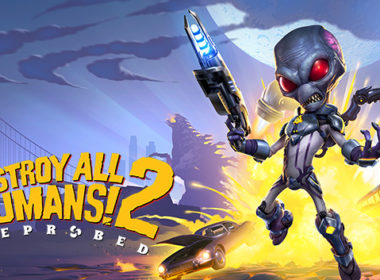 Destroy All Humans 2 - Reprobed Coming to Xbox Consoles