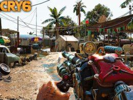 Gain a Chance to Win a Custom Far Cry 6 Xbox Series X