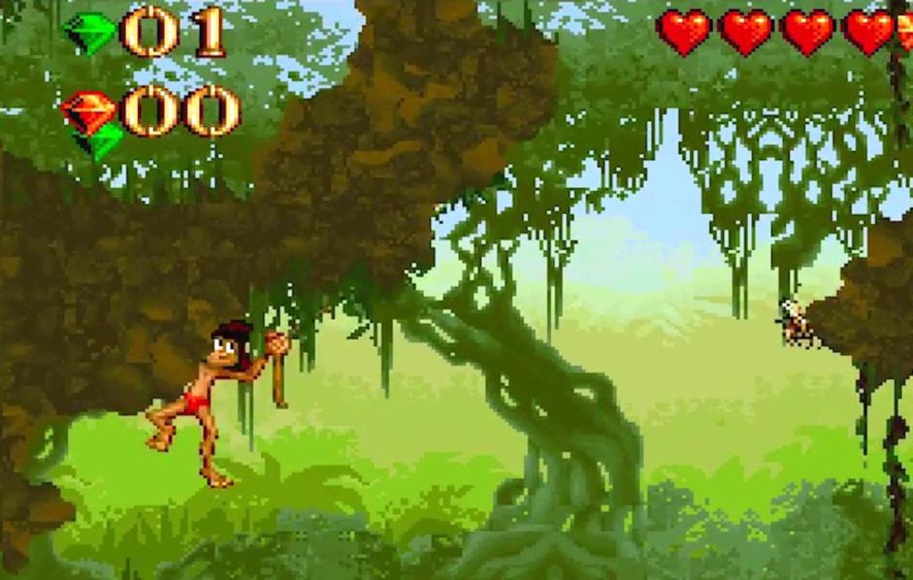 Jungle Book Xbox