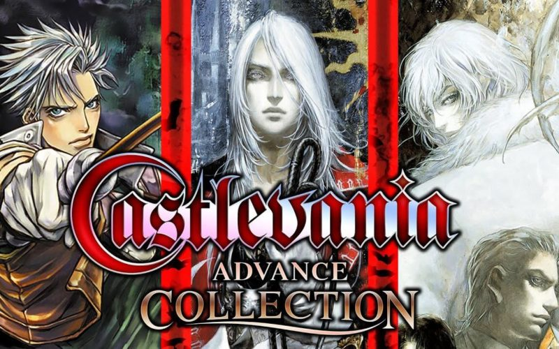 Castlevania Advance Collection Available Now on Xbox