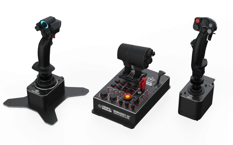 Microsoft Flight Simulator Has New Controllers for Xbox