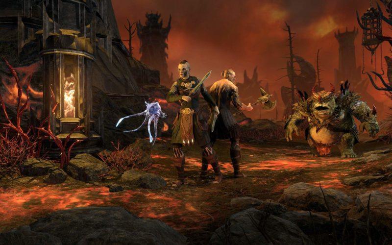 The Elder Scrolls Online: Blackwood and Deadlands DLC Information