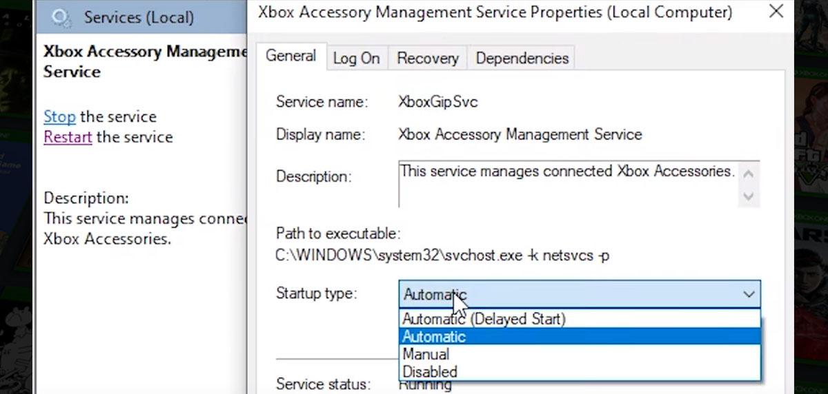 Xbox App Startup Preference